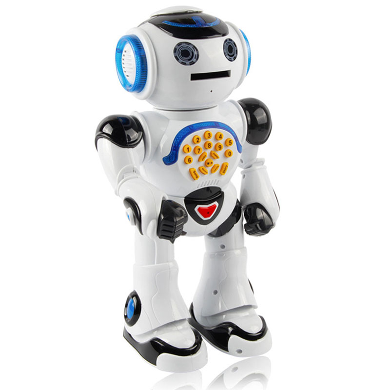 New Generation of Intelligent Infrared RC Robot Toys for Gifts