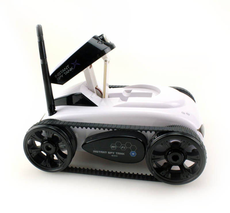 Hot 2.4G WiFi Real-time Transmission Remote Control Tank Car 727