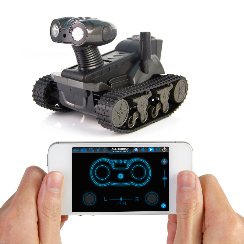 LT-728 RC Tank With Wifi Real-time Transmission For Kids Toys Gift