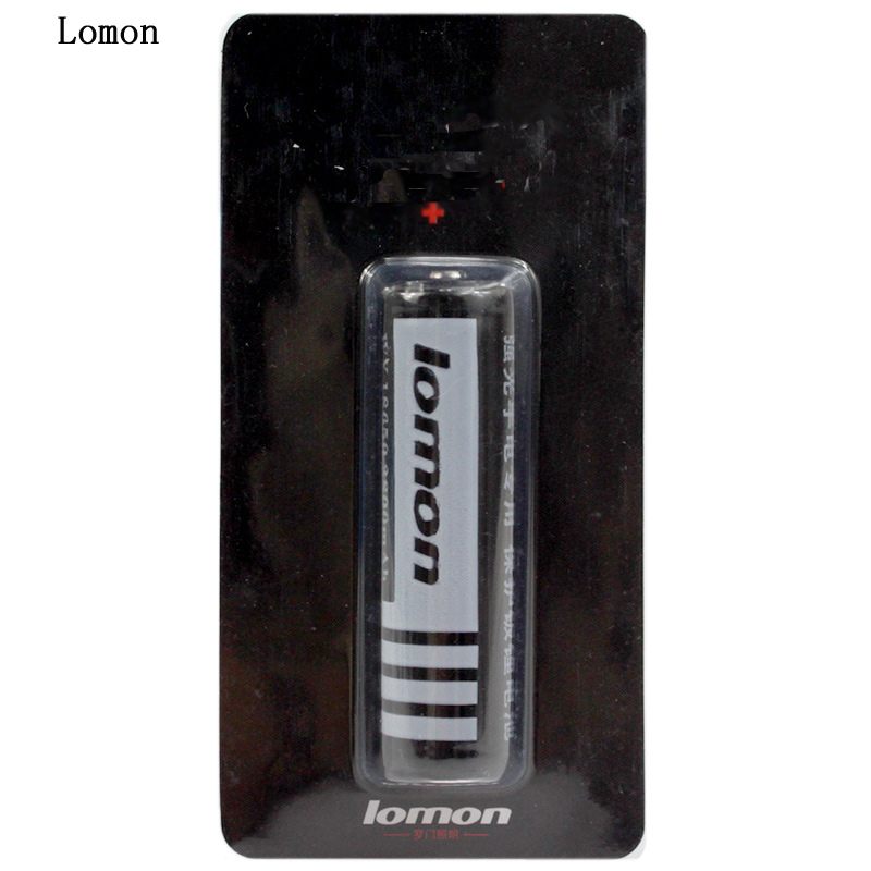 Lomon Lithium Battery 2800mAh Rechargeable Battery for Flashlight P18650-B