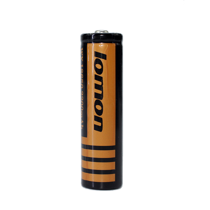 Lomon 3.7v 18650 Battery Powered Rechargeable Battery P18650-A