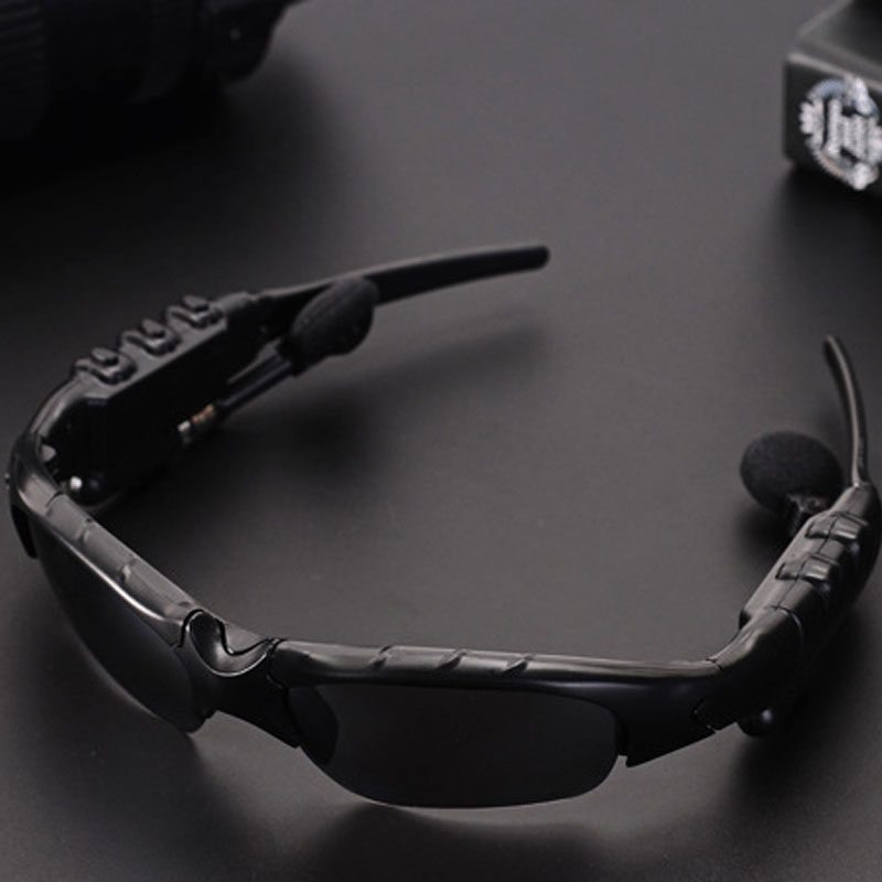 Bluetooth Smart Sun Glasses With Simple Elegant Personality