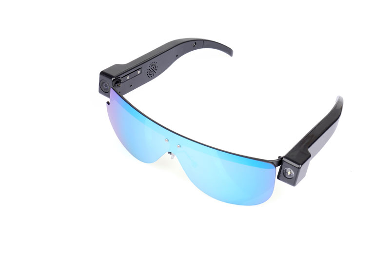 A2 WiFi Remote Control Sport Smart Sun Glasses