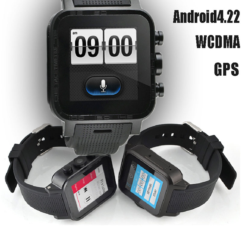 Bluetooth Smart Watch Phone Support SIM Card For Android