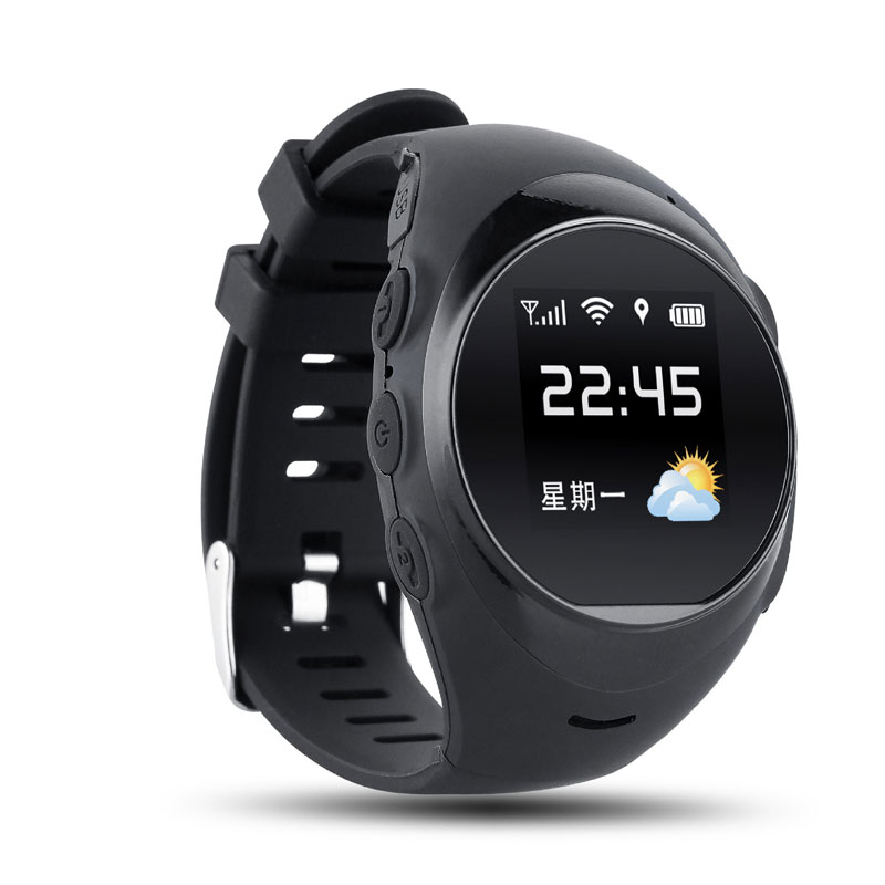 Smart Watch Phone With Remote Monitoring Waterproof For IOS Android