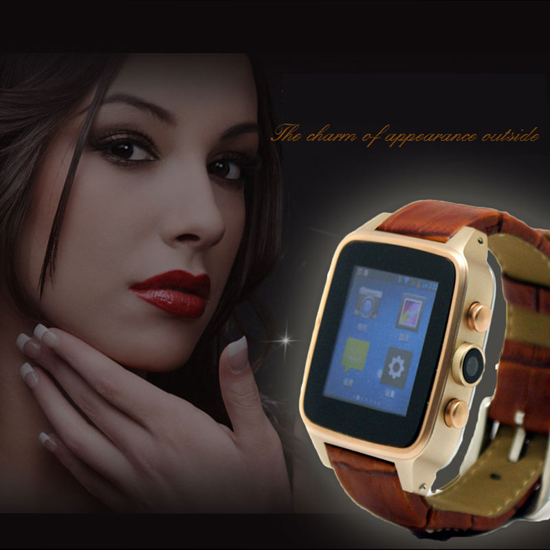 AW-521 Smart Watch Phone Support SIM Card GPS For Android
