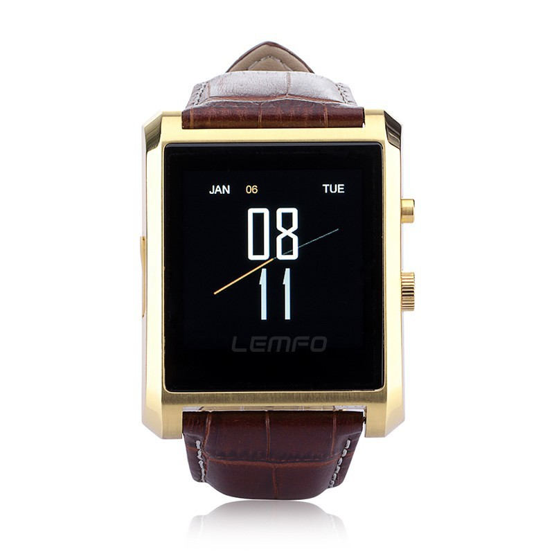 DM08 Bluetooth Smart Watch Remote Camera Thermometer For Android/IOS