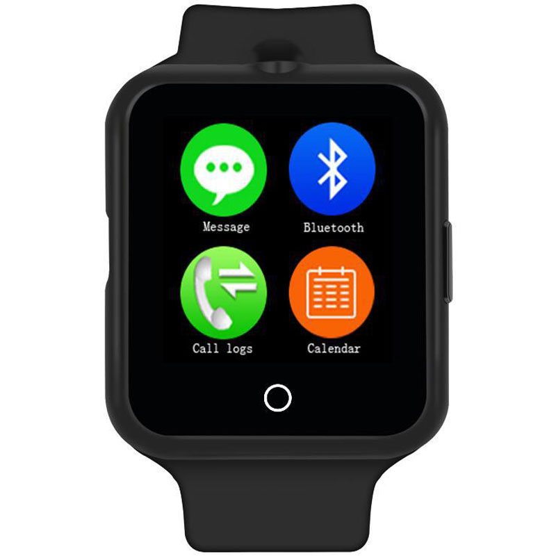 No.1 D3 Smart Watch Heart Rate Monitor Sleep Monitor Support GSM SIM TF Card