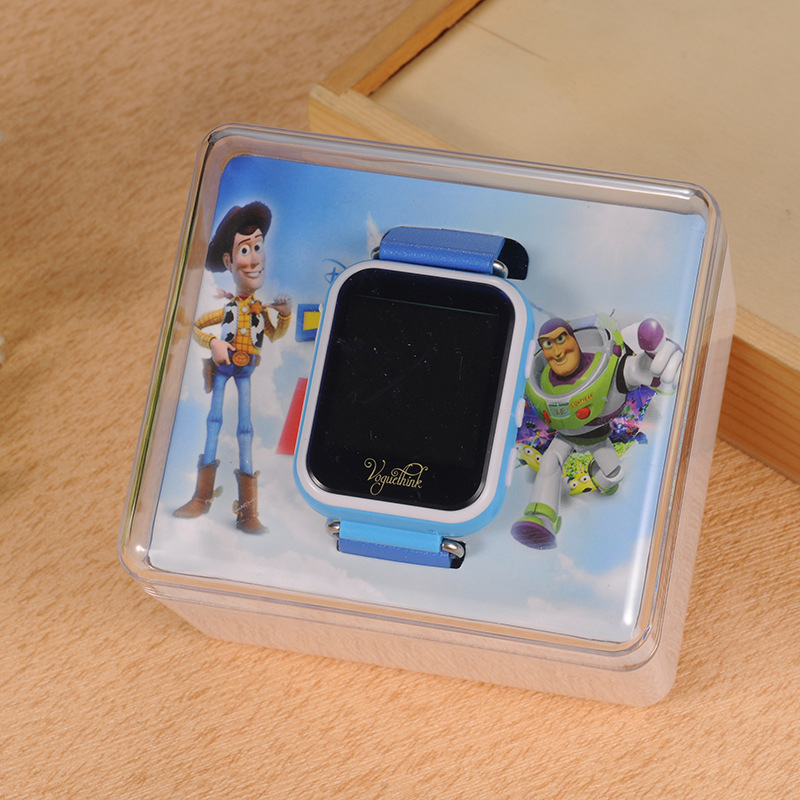 A2 Q81 GPS Tracking Smart Watch SOS Help Security Device For Kids