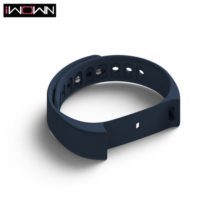Iwown I5 Plus Smart Colorful Wristband Bracelet Accessories TPU Martieral