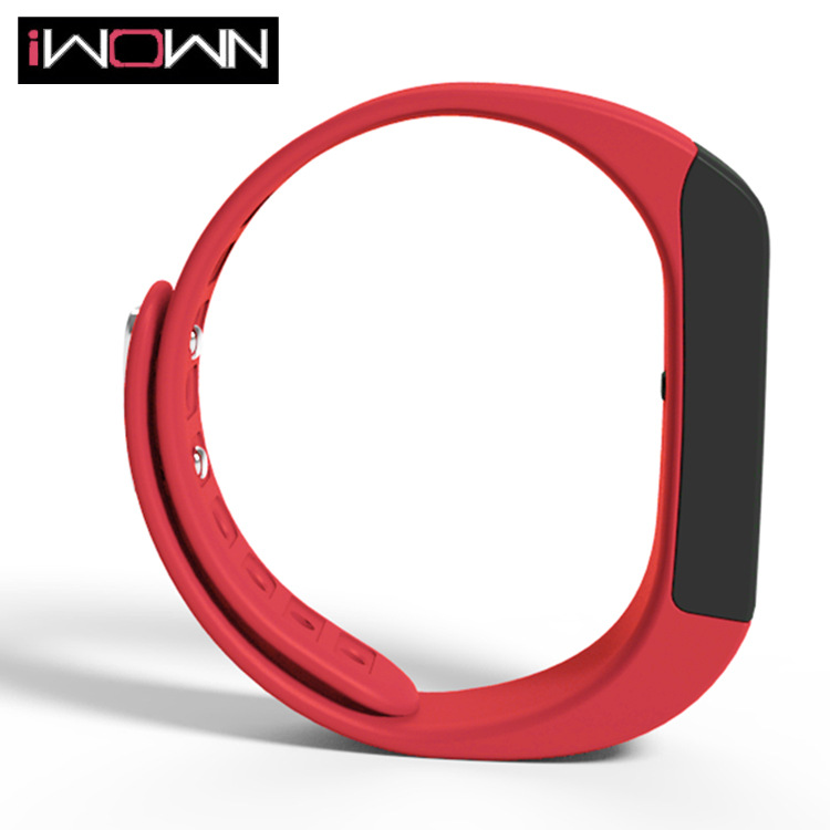 Iwown i5 Plus Smart Wristband Waterproof IP67 Sleep Monitor For Bluetooth 4.0
