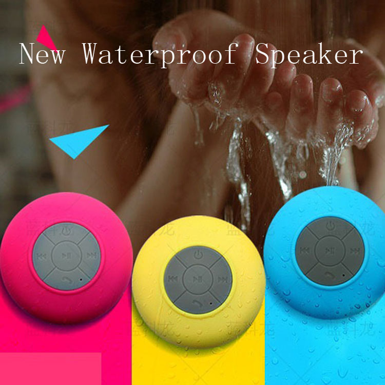 Mini Waterproof Portable Wireless Bluetooth Speaker as Gift