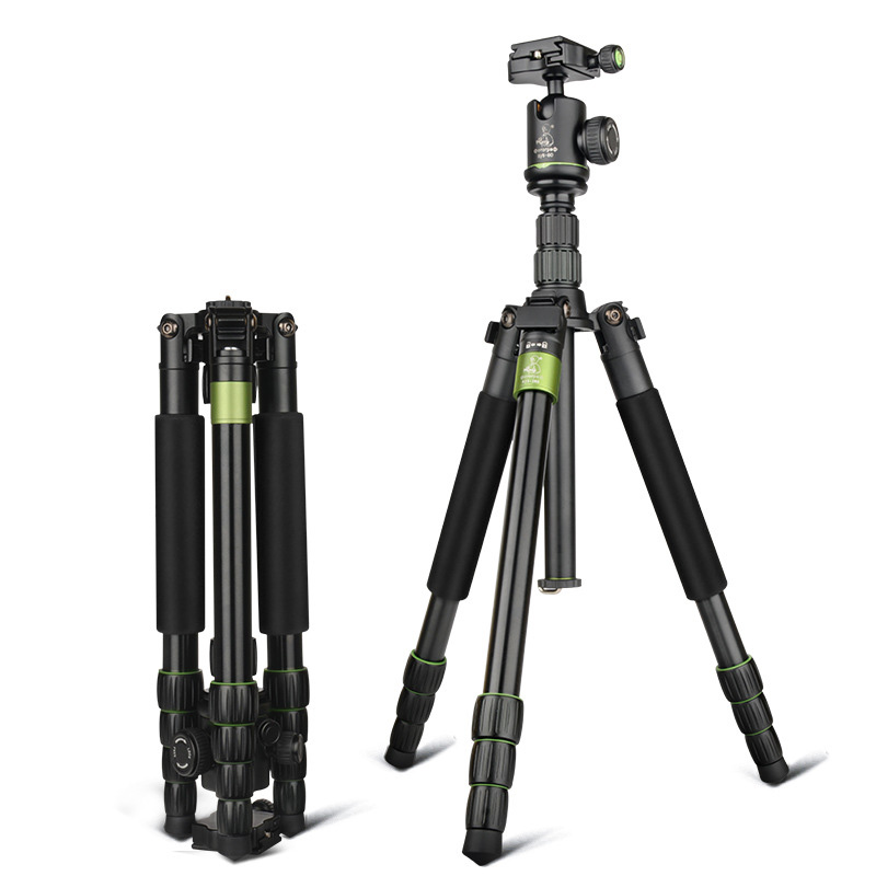 Camera Monopod Photography Video Folding Three Feet Support Stand Tripod SYS-248