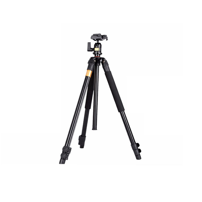 Aluminum Tripod Monopods with Ball Head Detachable Changeable for Camera Camcorder Q308