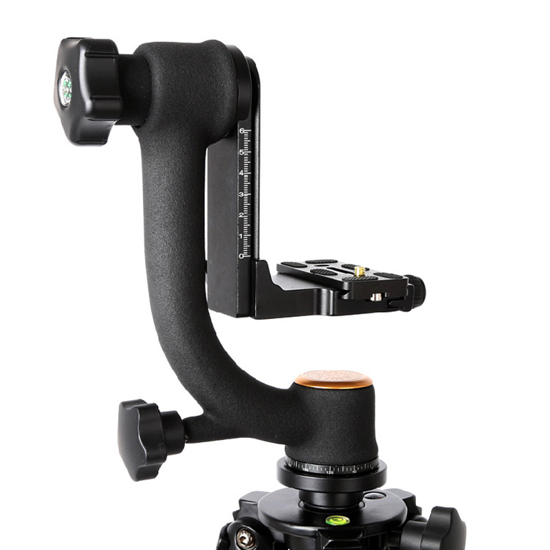 Panoramic 360 Degree Professional Tripod Vertical Camera Tripod Head Q45