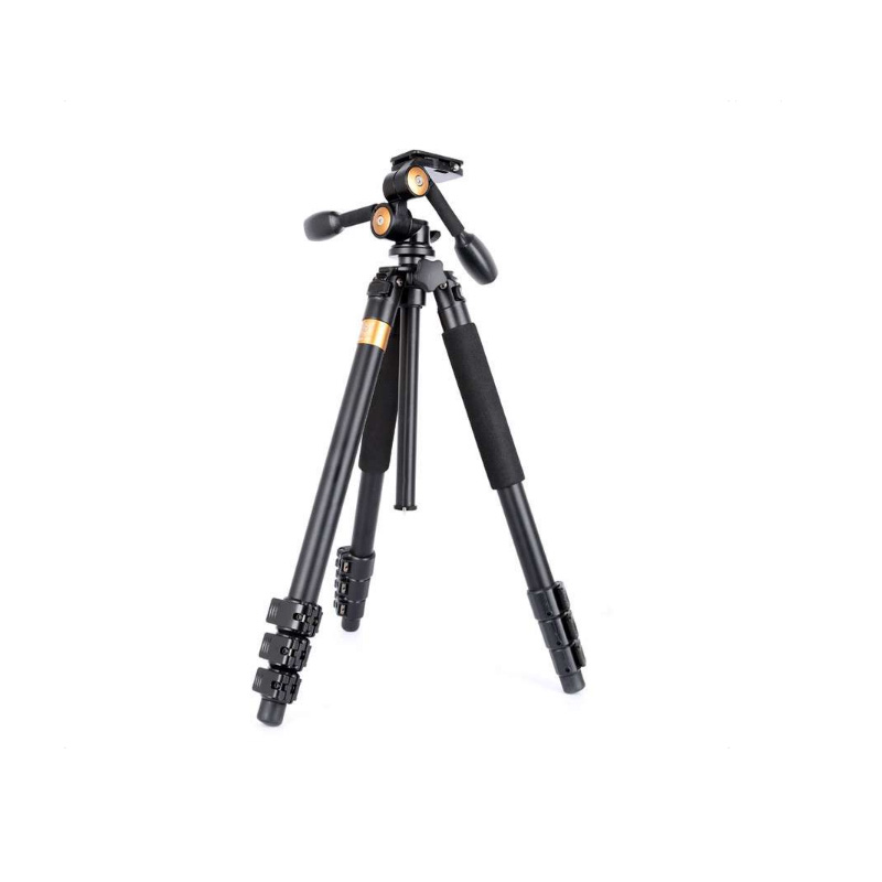 Aluminum Portable Photographic  Tripod Monopods For Video Camera Stand Tripod Q620