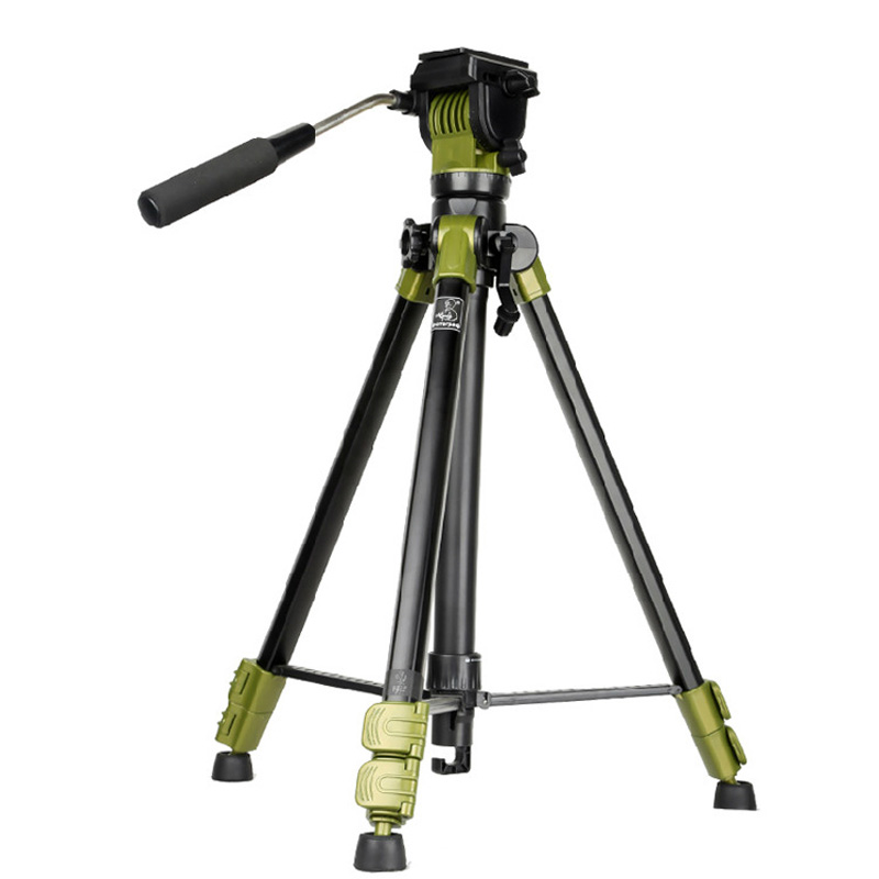 Newest Aluminum Photography Tripod for Digital Camera Tripod Monopod SYS-300