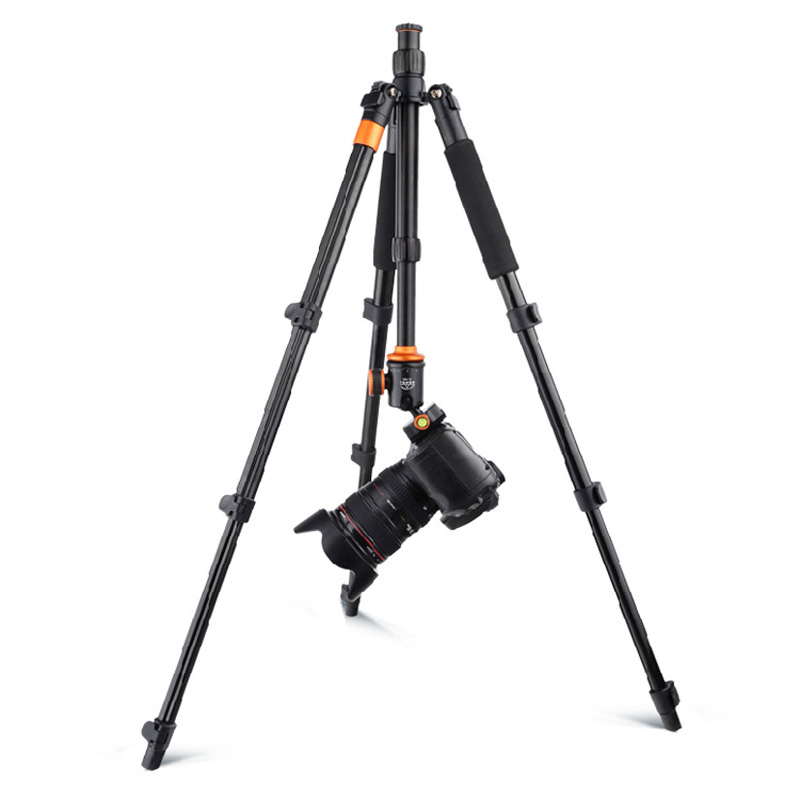 Portable Travel Tripod Photography Digital Camera Tripod Monopods SL-258