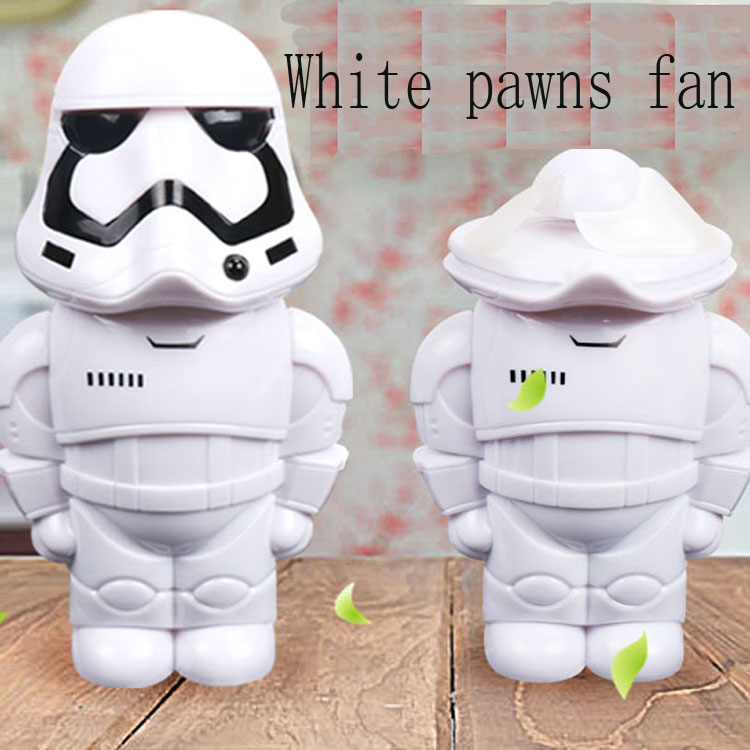 Summer Hot Star Wars Rechargeable USB Portable Fan