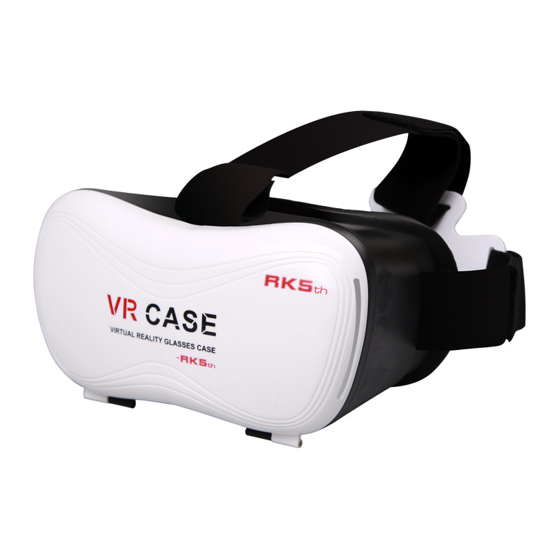 Fashion Virtual Reality 3D Touch Smart Glasses vr case 5