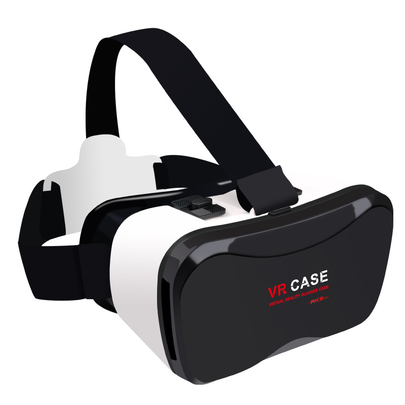 New Arrival Virtual Reality 3D Touch Smart Glasses vr case 5plus