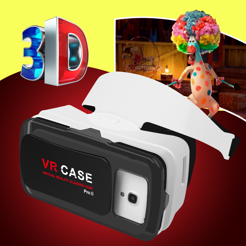 Fashion 3D Touch Virtual Reality Smart Glasses vr case pro