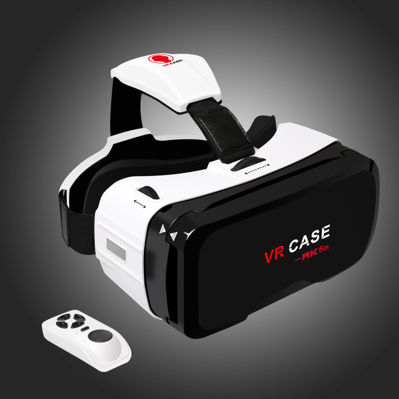 High Quality 3D Touch Virtual Reality Smart Glasses vr case 6