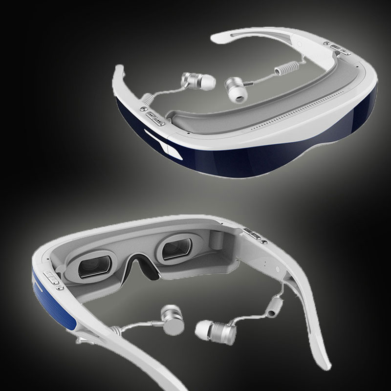 SimWatch Virtual Reality 3D Video Glasses For IOS Android