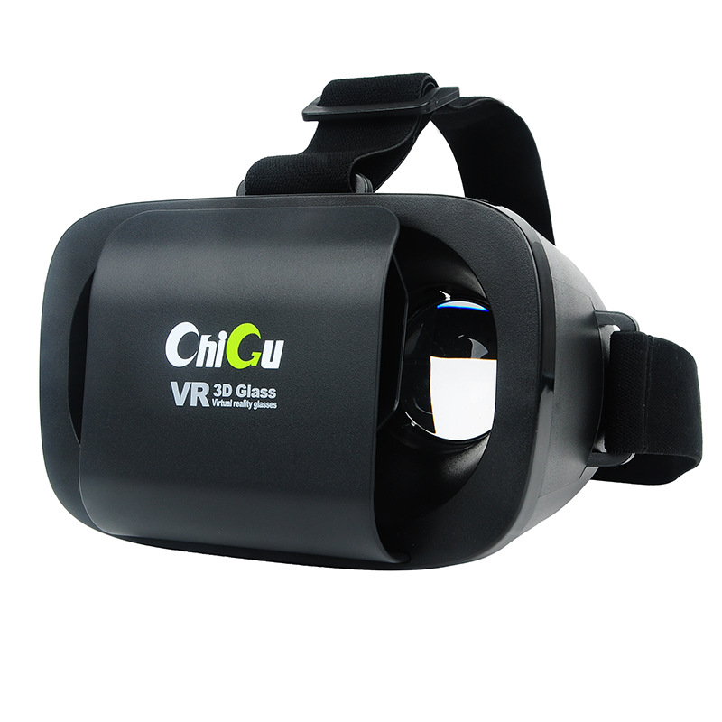 CHIGU VR Box Virtual Reality 3D Glasses V8 Pro Version