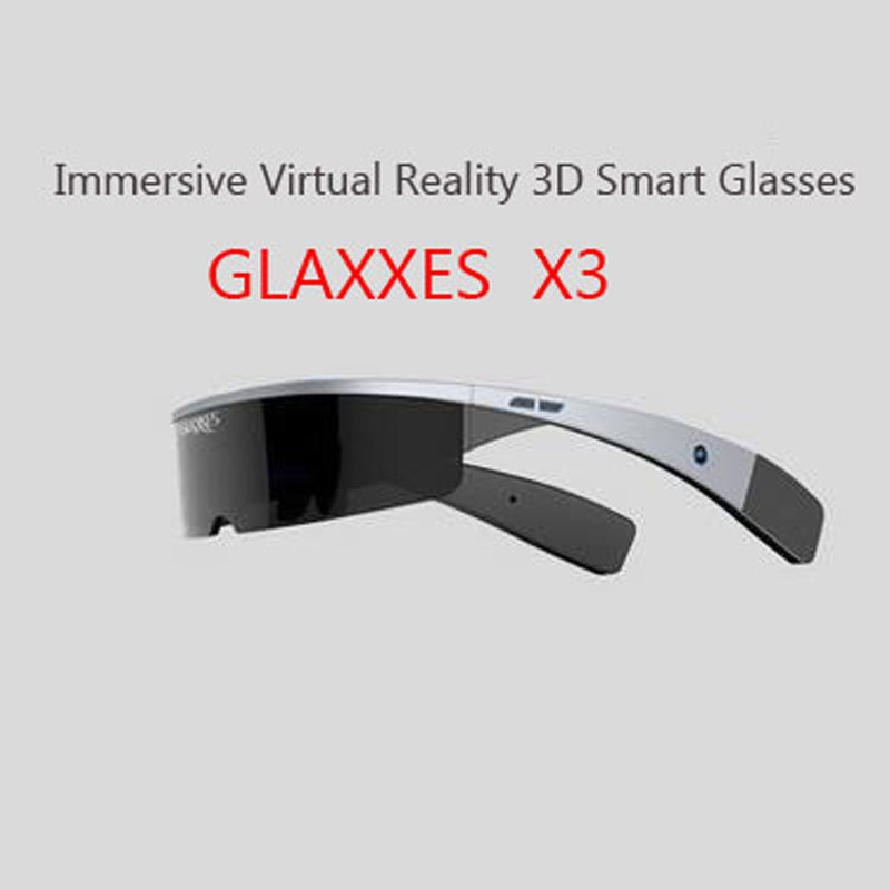 Immersive Virtual Reality 3D Smart Glasses For Android