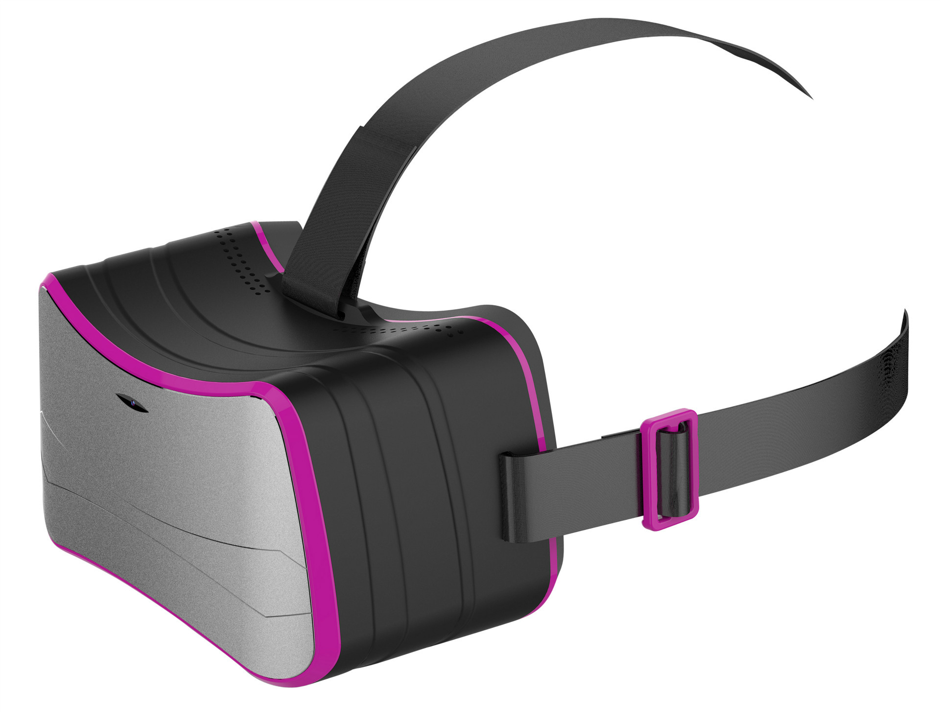 YL Virtual Reality 3D Glasses Smart Headband Wireless For Android